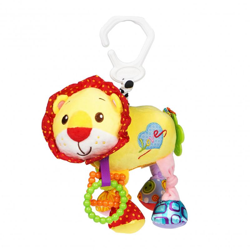 Μαλακό Λιοντάρι - Παιχνίδι με Δόνηση  100468
