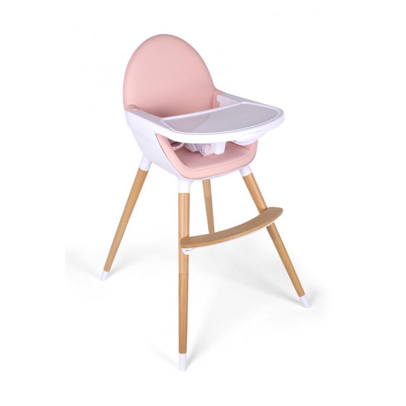 Κάθισμα φαγητού Baby Grow Rosa Interbaby, ροζ  102761