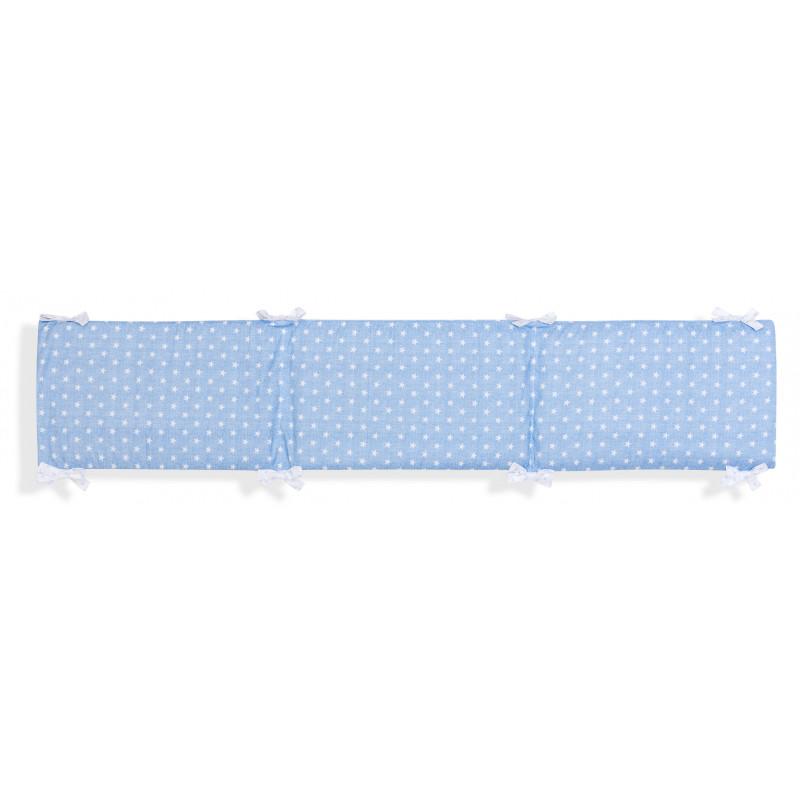 Πάντα κούνιας, μπλε με κουκκίδες  102971
