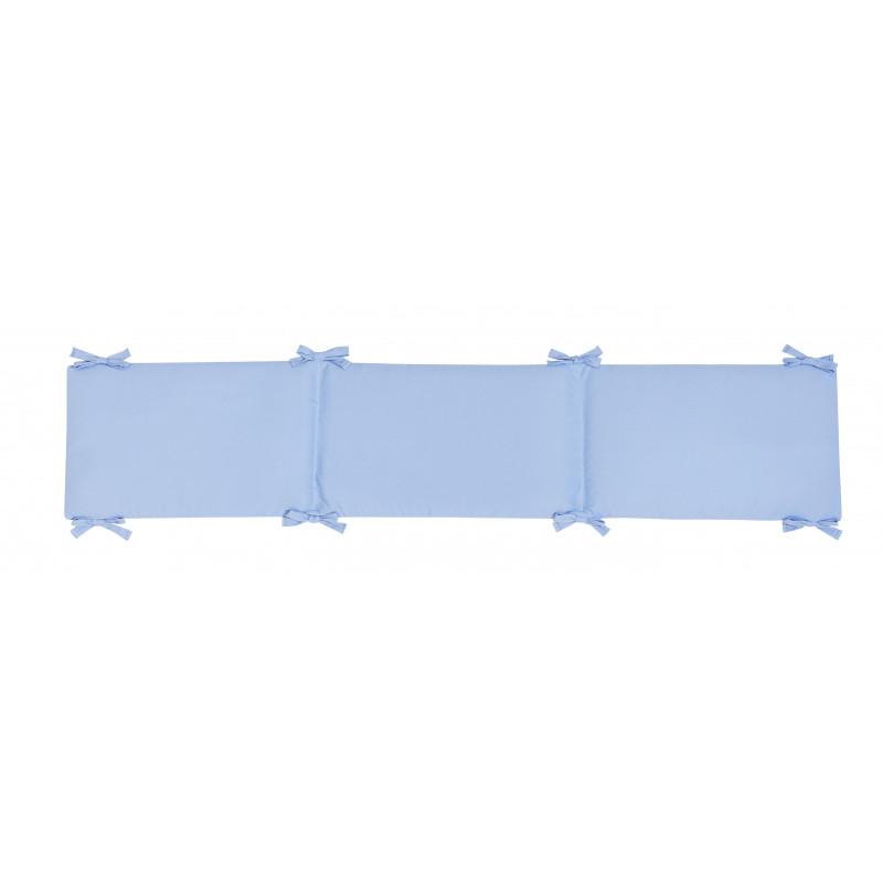 Βαμβακερή πάντα κούνιας, μπλε  102976