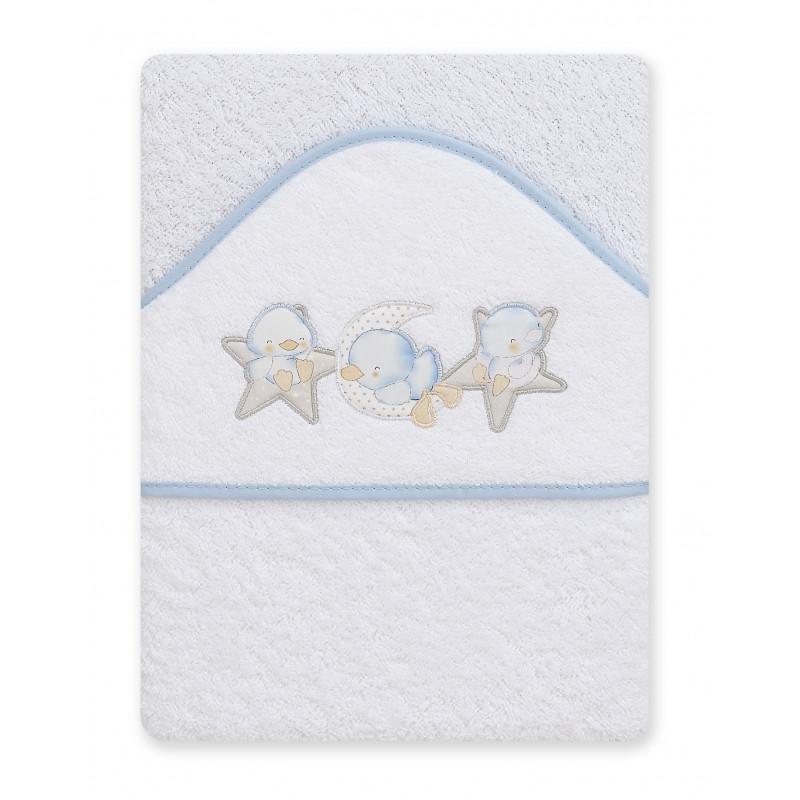 Βρεφική βαμβακερή μπουρνουζοπετσέτα, της Estrella luna, για αγόρι  103165