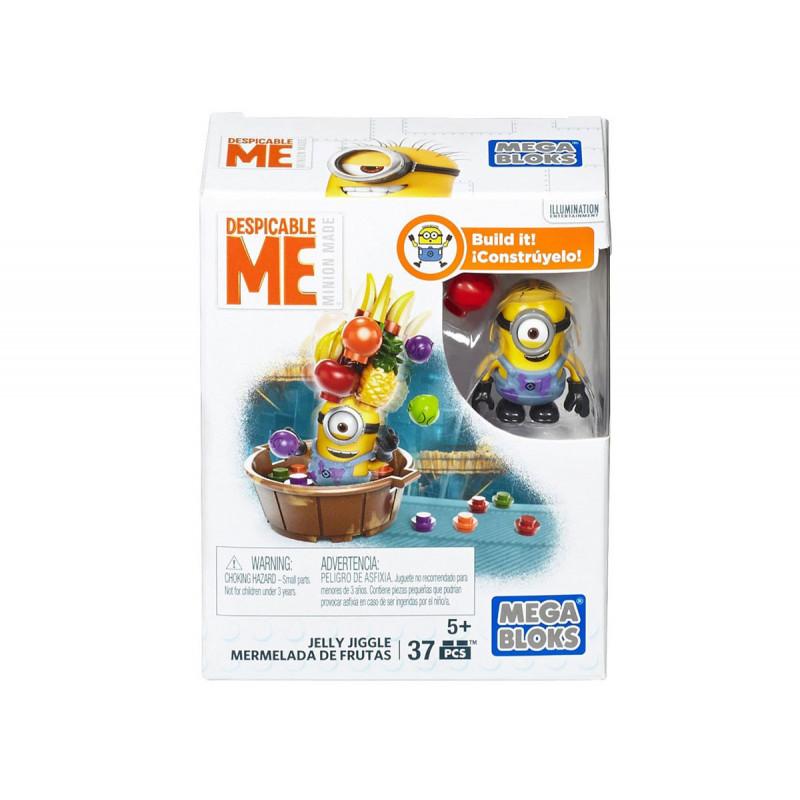 Διασκεδαστικό σετ με minion - Mega Bloks  103211