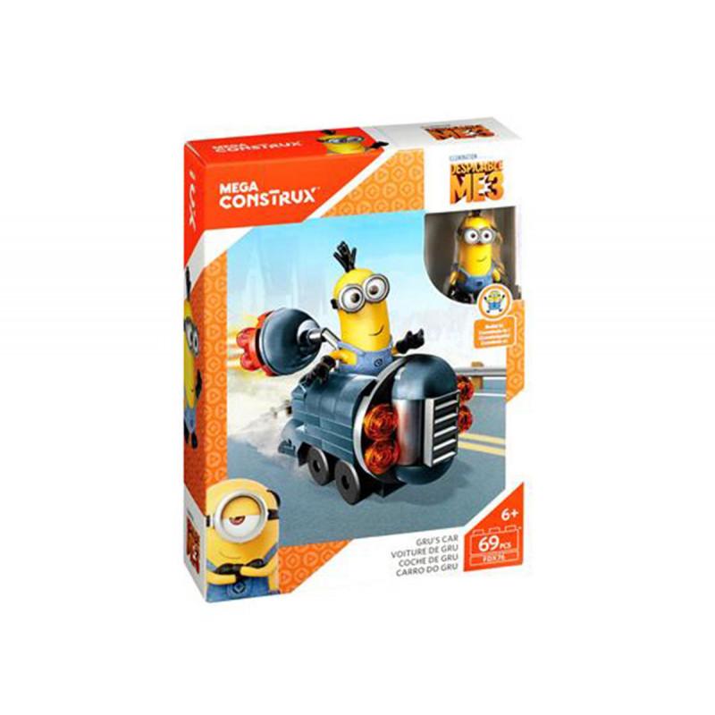 Gru's Car - Mega Bloks, Minions  103213