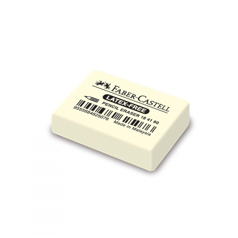 Γόμα από καουτσούκ, λευκή  103312