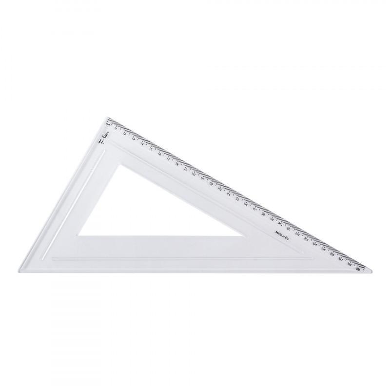60/30 cm χάρακας τρίγωνο  103362