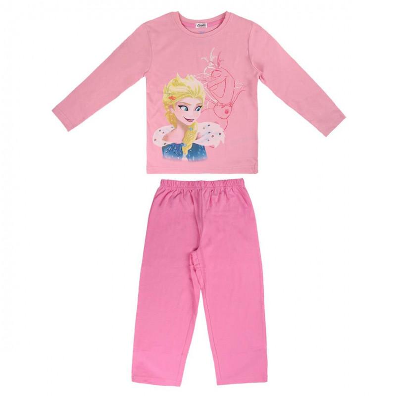 Πιτζάμες για κορίτσια με σχέδιο Frozen  1062