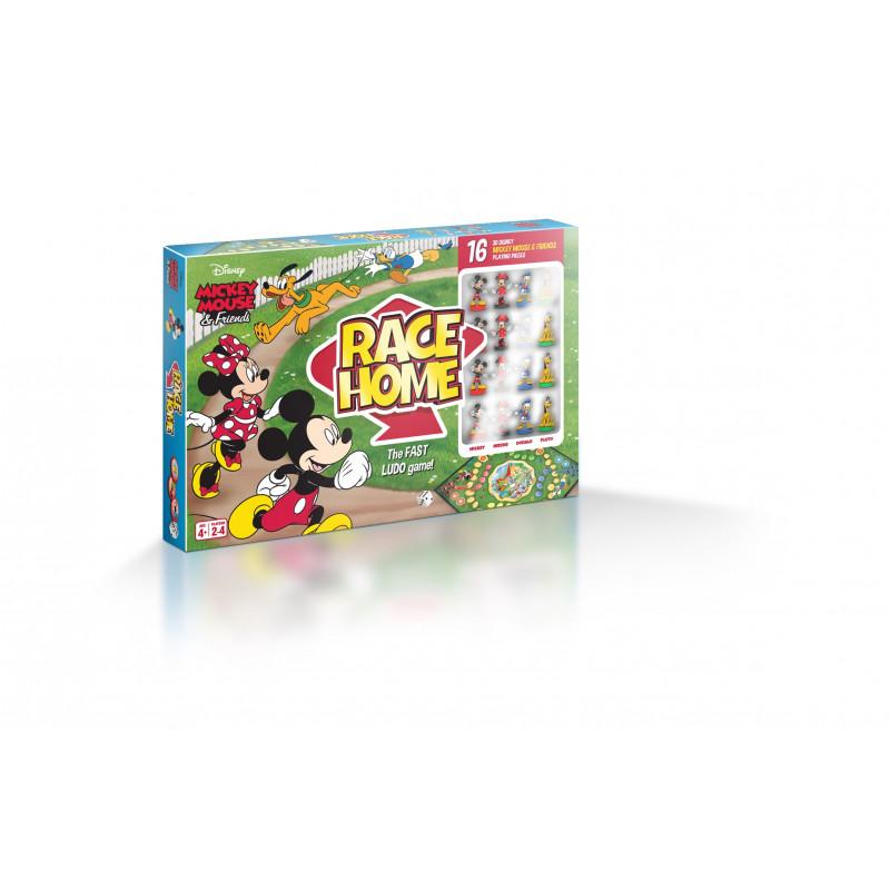 Επιτραπέζιο παιχνίδι - Mickey & Friends Race Home  106236