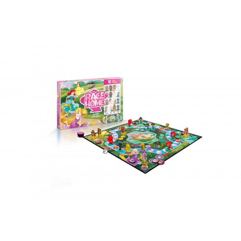 Επιτραπέζιο παιχνίδι - Princess Race Home  106242