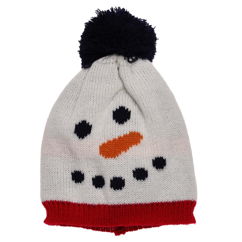 Σκουφάκι χιονάνθρωπος  106421