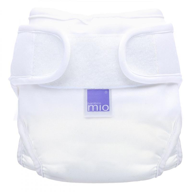 Επαναχρησιμοποιούμενη πάνα βρακάκι - λευκό, Μέγεθος: 1, έως 9 κιλά, 1 τεμάχιο  106794