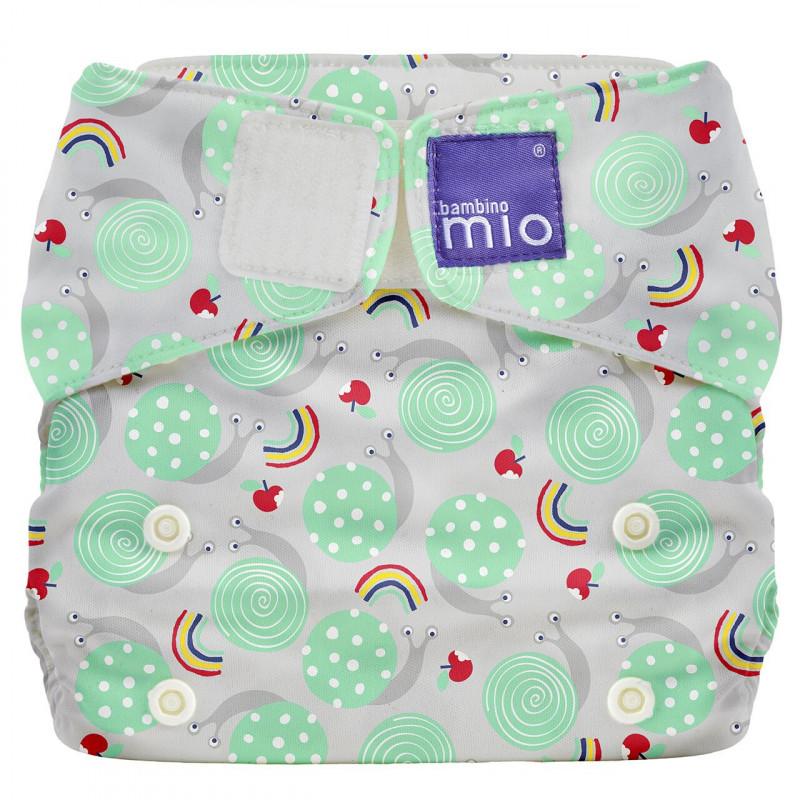 Επαναχρησιμοποιούμενες πάνες - σαλιγκάρια, Μέγεθος: one size- άνω των 4 κιλών, 1 τεμάχιο  106876