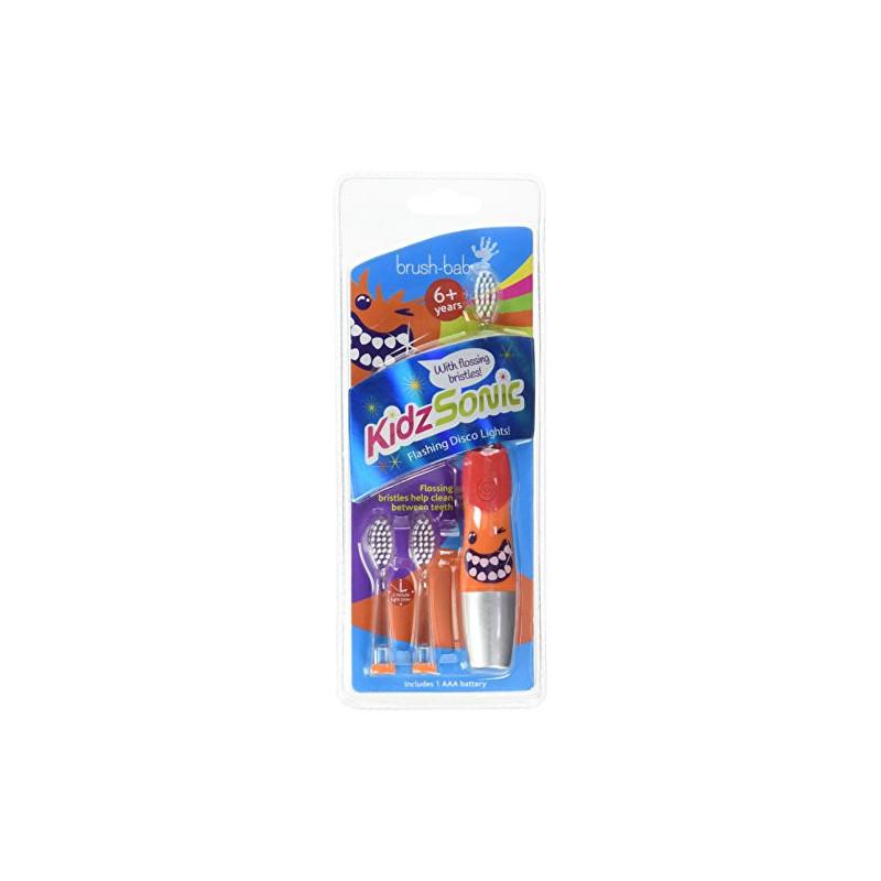 Ηλεκτρική οδοντόβουρτσα Kidzsonic, 6+ ετών  107101