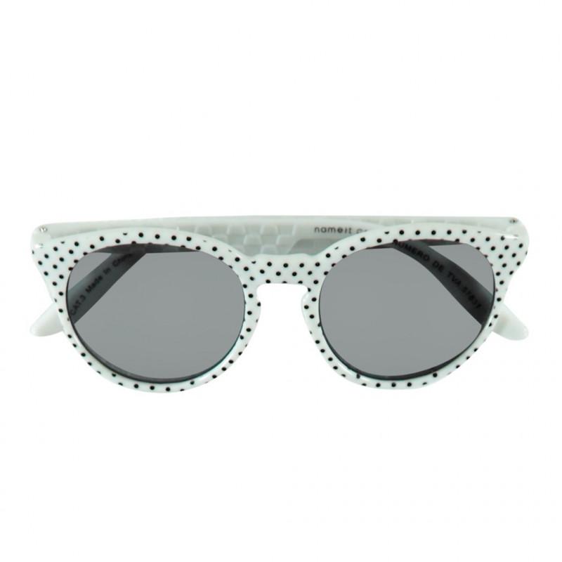 Γυαλιά ηλίου, σε λευκό χρώμα για κορίτσια  107143