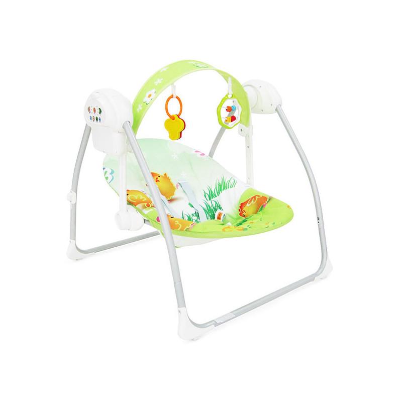 Party Green Electric swing, χρώμα: Πράσινο  107275