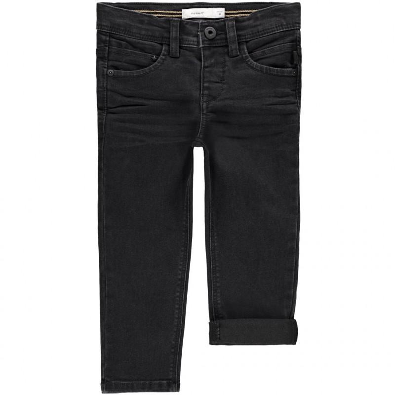 Μαύρο τζιν παντελόνι για αγόρια  107649