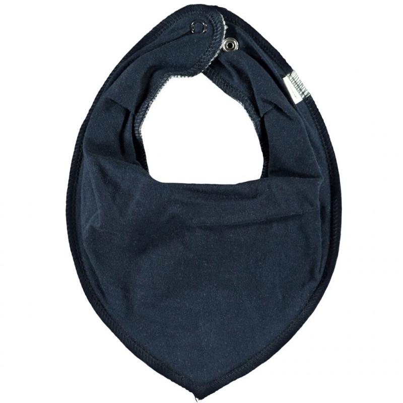 Βαμβακερή μπαντάνα, σκούρο γκρι για ένα κορίτσι  107663