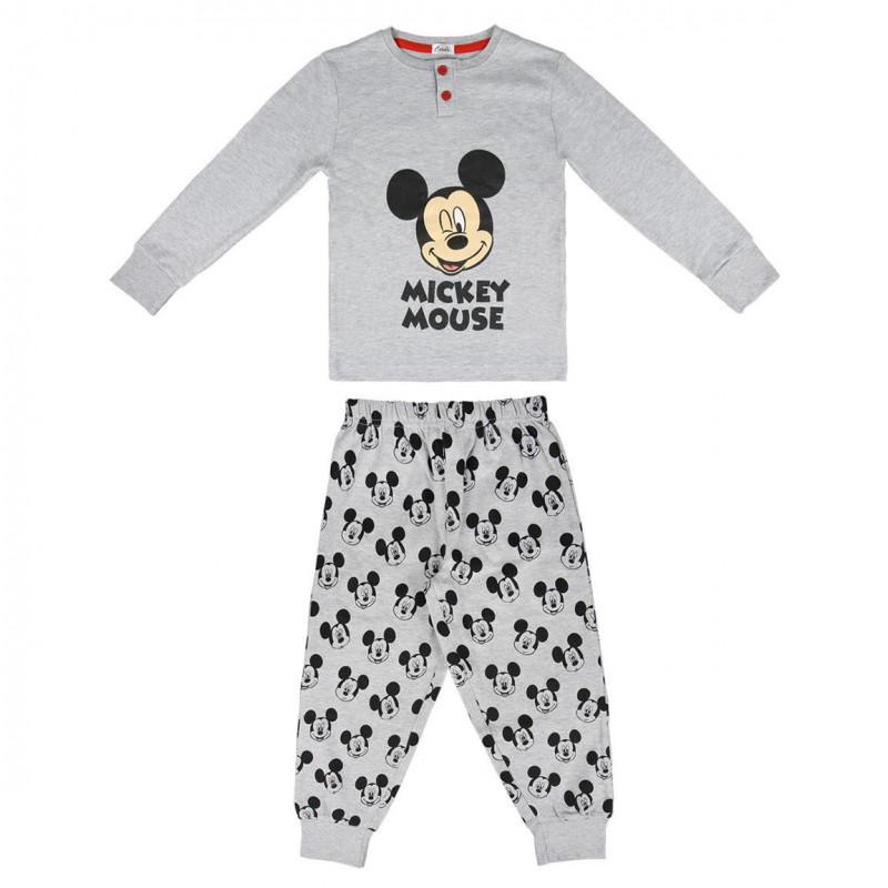 Πιτζάμες από βαμβάκι για αγόρια με σχέδιο Mickey Mouse  1077