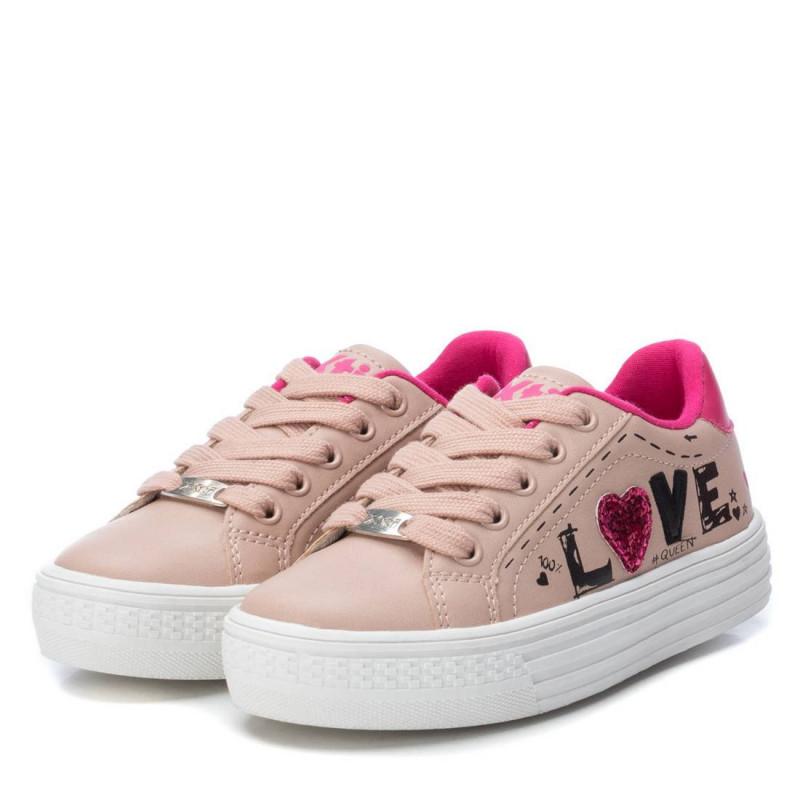 Sneakers σε ροζ χρώμα, για κορίτσι  107917