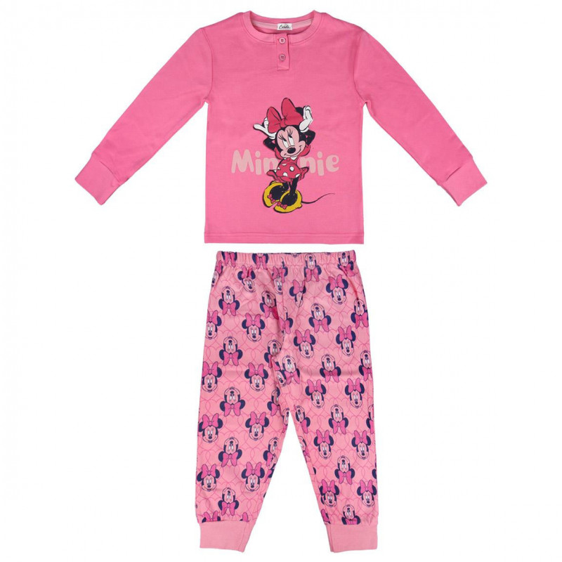 Πιτζάμες Minnie Mouse για κοριτσάκια  1087
