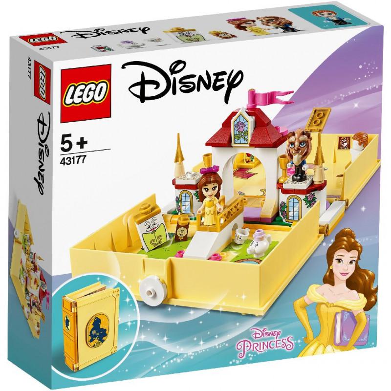 Lego Set, Adventure of Belle, 111 κομμάτια  110046