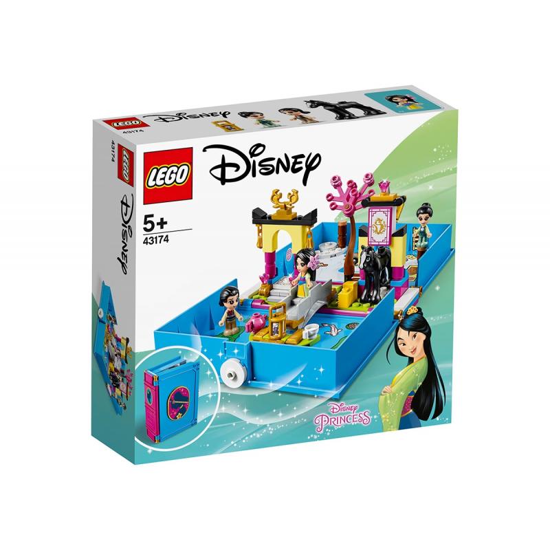 Lego Set, Mulan Adventure, 124 κομμάτια  110049