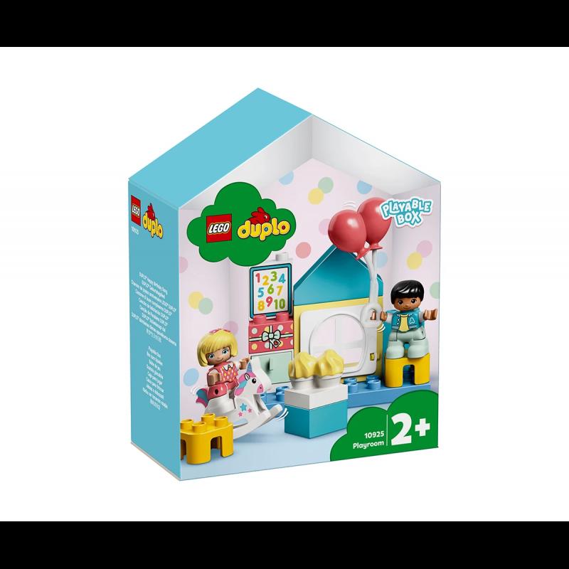 Σετ Lego Duplo, Αίθουσα παιχνιδιών, 17 κομμάτια  110079