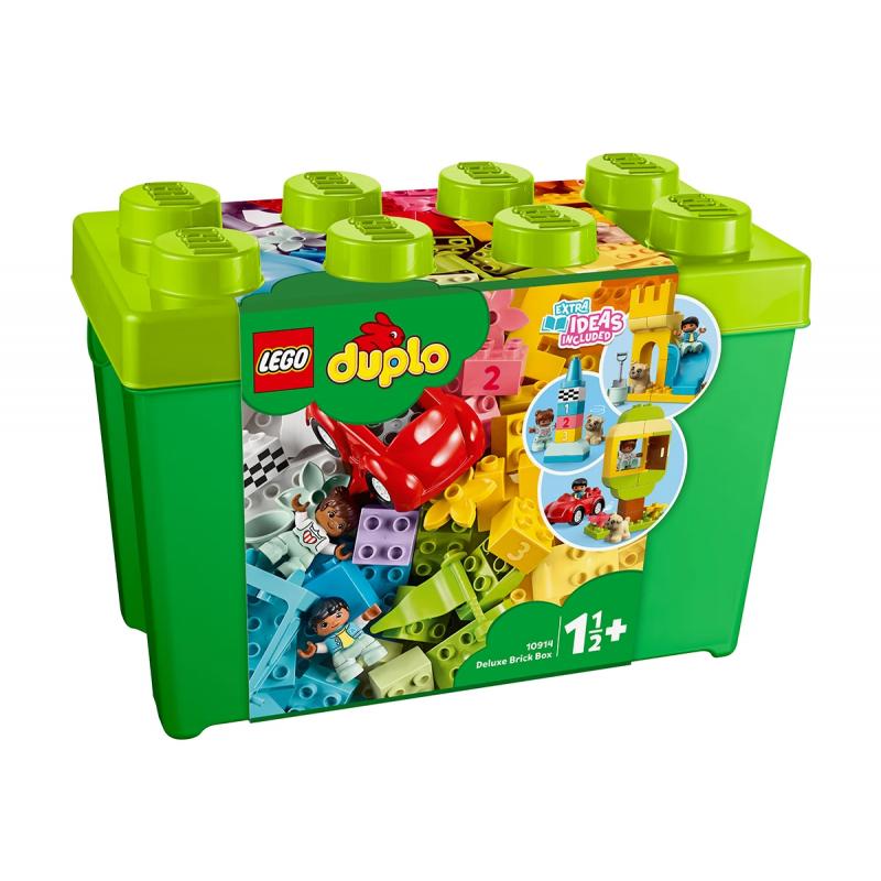 Lego Duplo Πολυτελές κουτί από τούβλα, 85 τεμάχια  110099