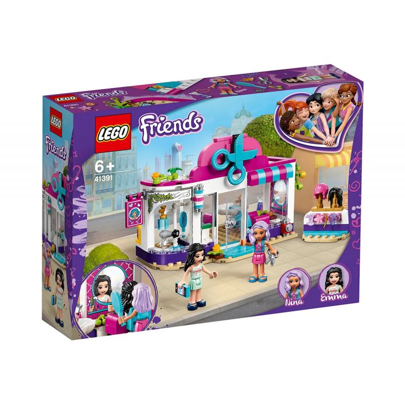 Lego Set, κομμωτήριο Hartlake City, 235 τεμάχια  110129