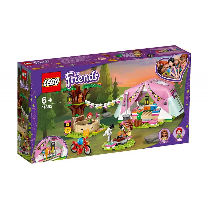 Σετ Lego, Πολυτελές κάμπινγκ στη Φύση, 241 τεμάχια  110143