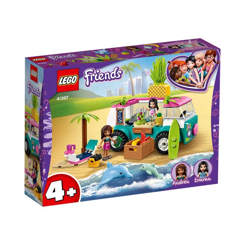Σετ Lego, φορτηγό χυμού, 103 τεμάχια  110157