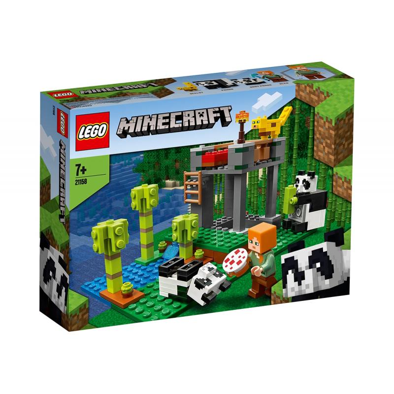 Lego Set, Panda Nursery, 204 τεμάχια  110182