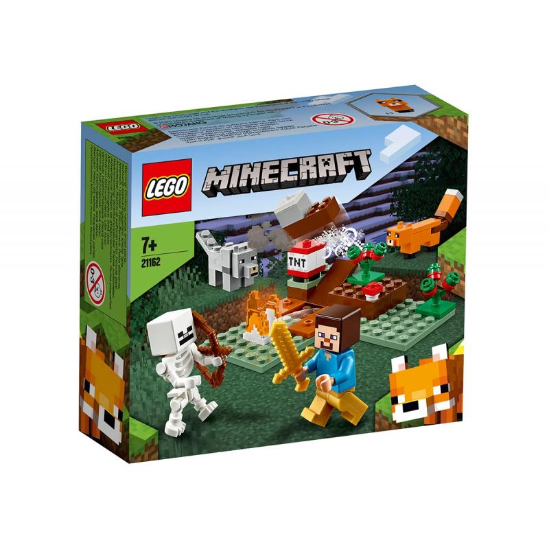 Lego Set, Taiga Adventure, 74 κομμάτια  110191