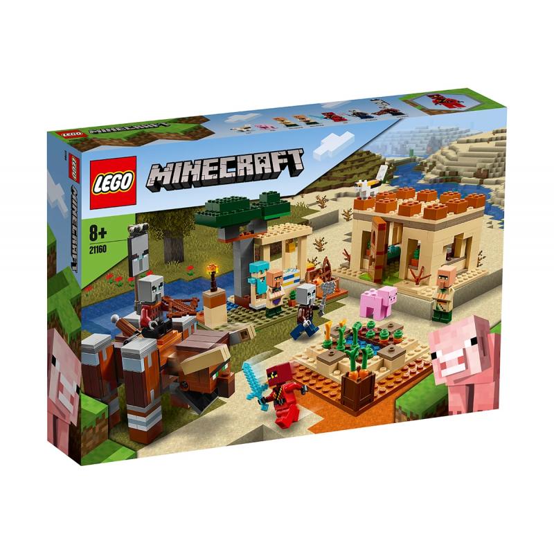 Σετ Lego, Επίθεση των ασθενών, 562 κομμάτια  110209