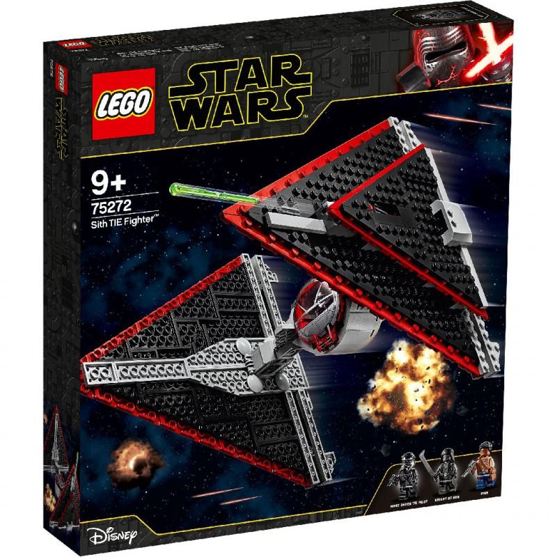 Lego Set, Sith TIE Fighter, 470 τεμάχια  110284