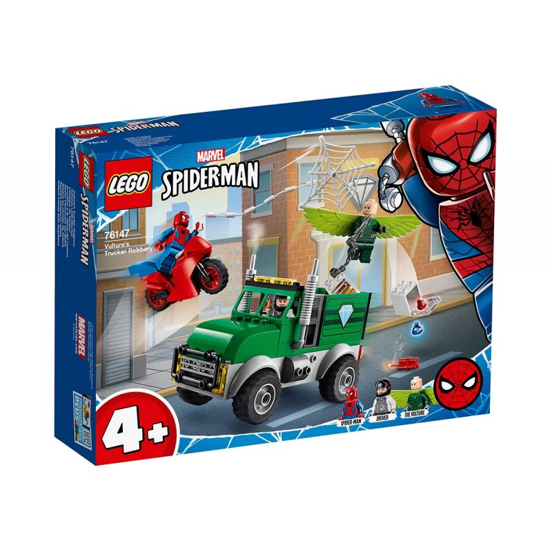 Σετ Lego, ληστεία φορτηγών γύπων, 93 τεμάχια  110328