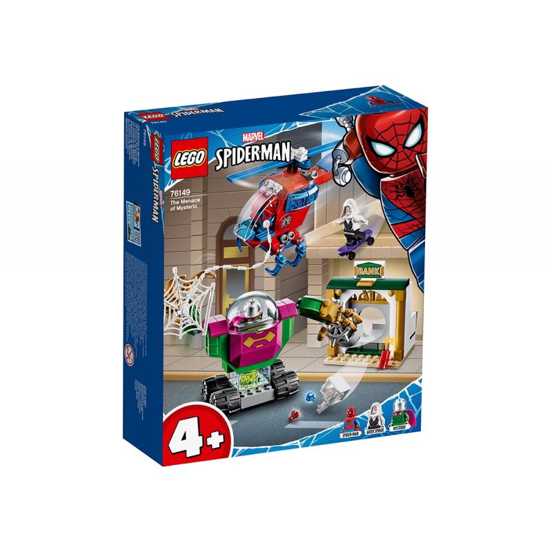 Lego Set, Mysterio Threat, 163 κομμάτια  110351