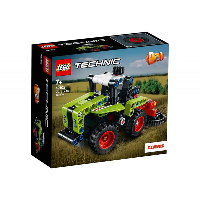 Σετ Lego, Mini CLAAS XERION, 130 τεμάχια  110385