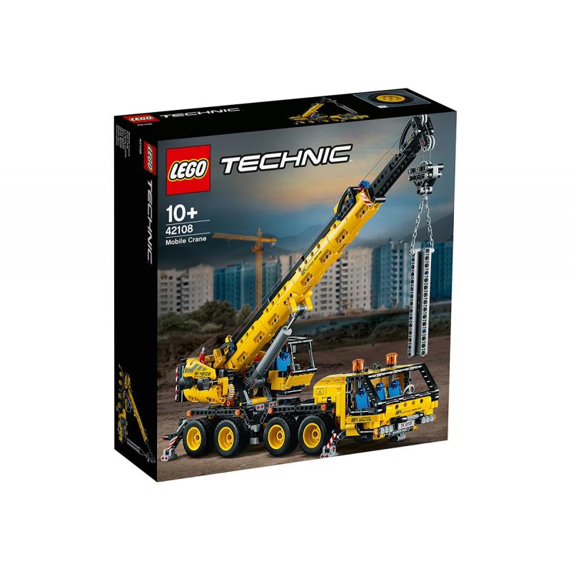 Lego Set, Mobile Crane, 1292 τεμάχια  110445