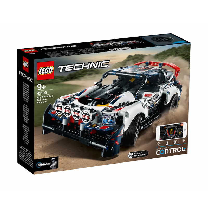 Lego Set, App Rally Car, 463 τεμάχια  110458