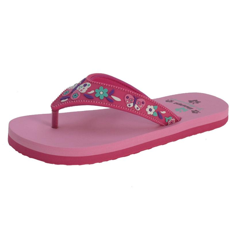 Ροζ σαγιονάρες για κορίτσι  111807