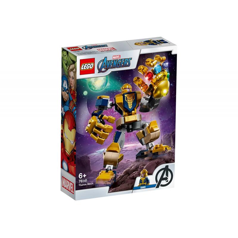 Lego Designer Thanos Mech, 152 κομμάτια  112601