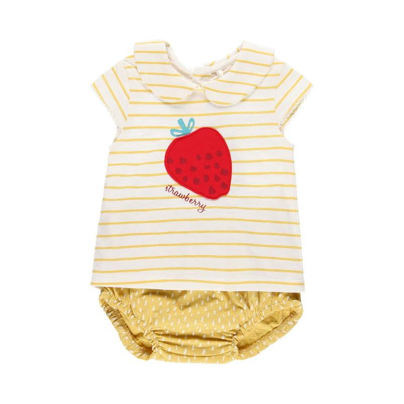 Μπλουζάκι Boboli και κοντό παντελόνι  113000