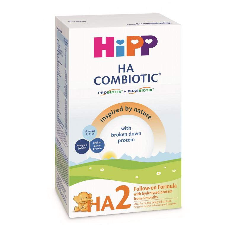 Βρεφική φόρμουλα, υποαλλεργικό HA 2 Combiotic, κουτί 0,350 kg  113528