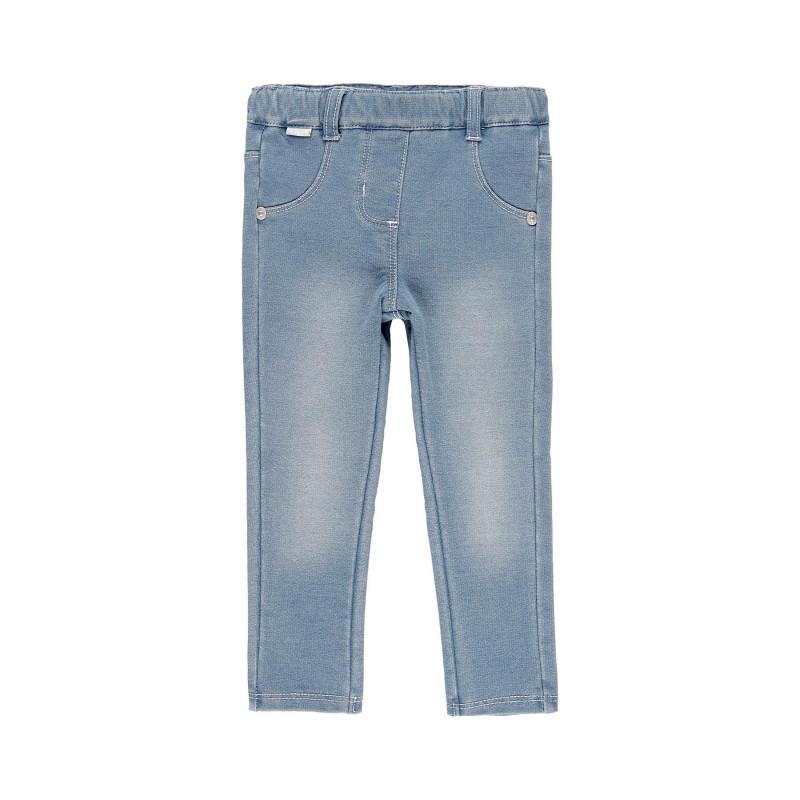 Κοριτσίστικο τζιν παντελόνι, γαλάζιο  113770