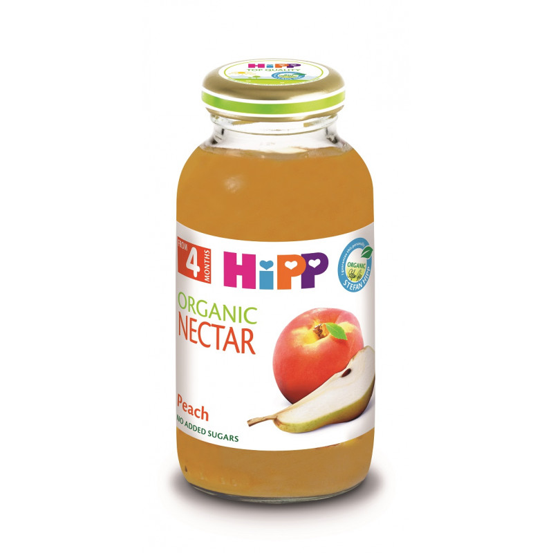 Βιολογικό ποτό ροδάκινου, φιάλη 200 ml  114957