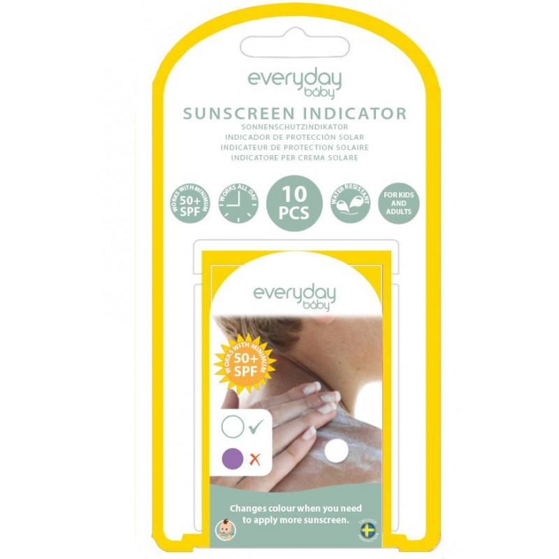 Ένδειξη προστασίας από τον ήλιο, 10 τεμ.  115015