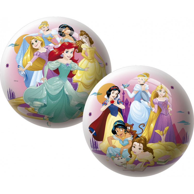 Ροζ φουσκωτή μπάλα - Πριγκίπισσα  1152