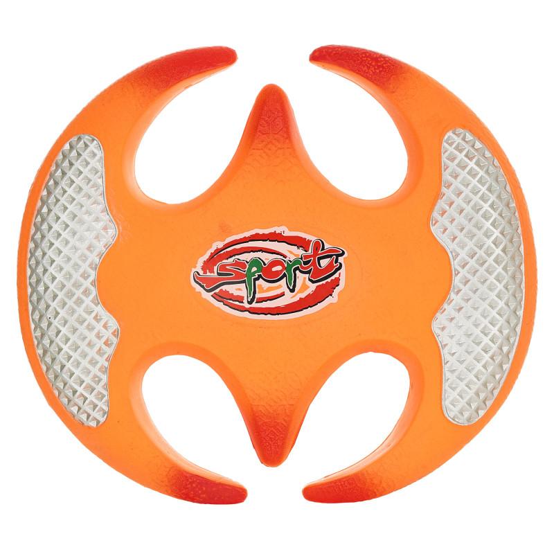 Φρίσμπι PU, 25,4 cm - πορτοκαλί  115209