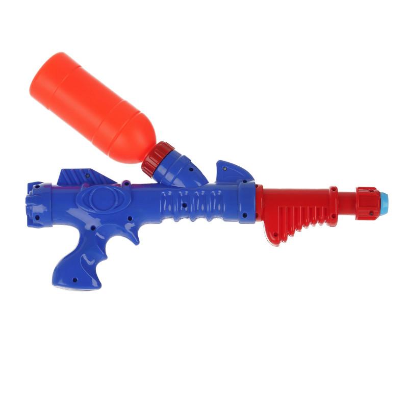 Πιστόλι νερού, μπλε - 40 εκ  115419