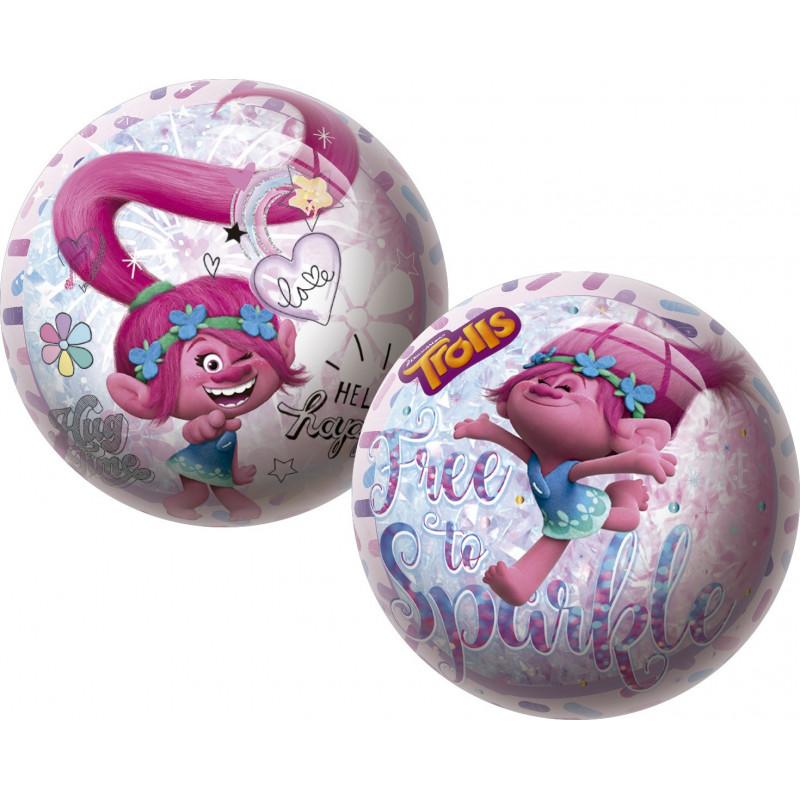 Ροζ μπάλα για κορίτσια - τρολ  1159